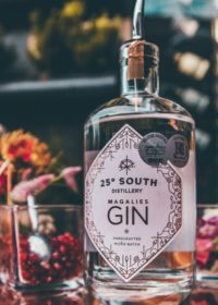 Craft Gin made in Pretoria Gauteng