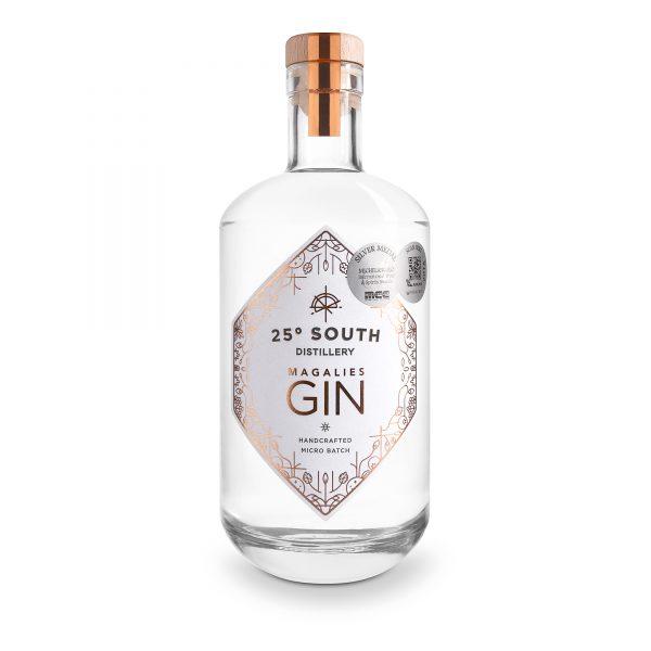 Magalies Gin bottle