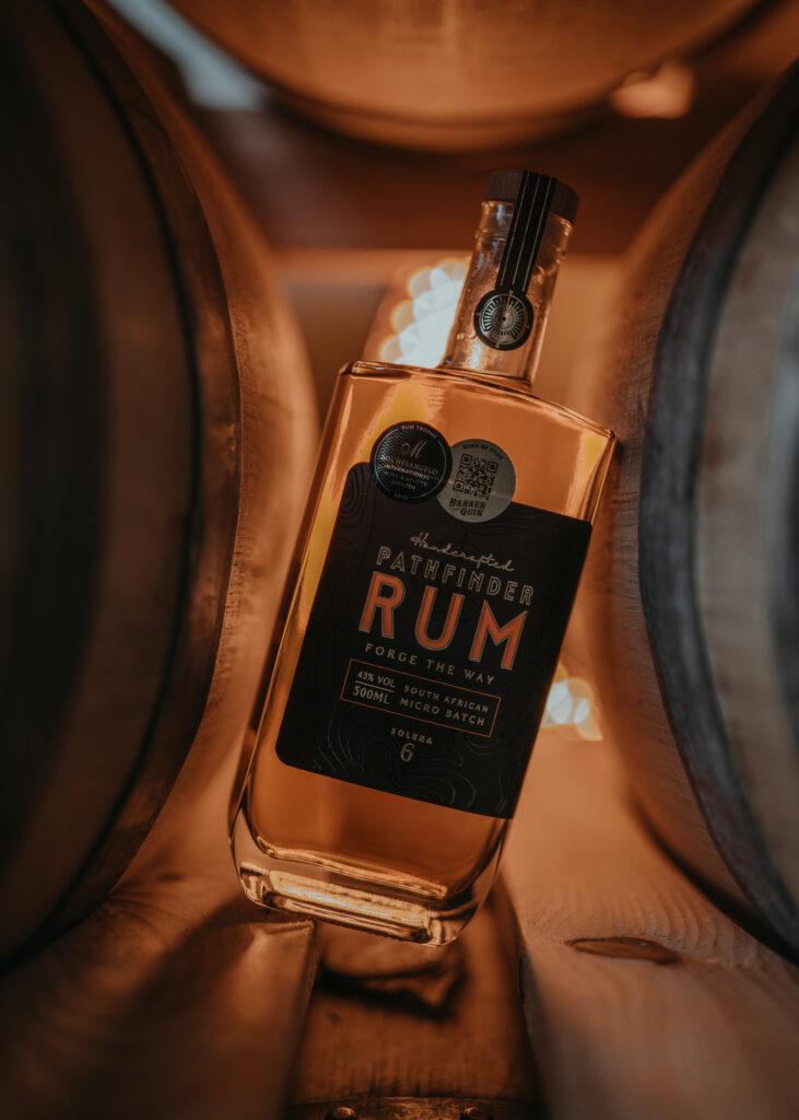 Craft Rum made in Pretoria Gauteng